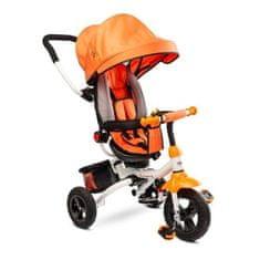 TOYZ Detská trojkolka Toyz WROOM orange 2019 Oranžová