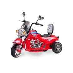 TOYZ Elektrická motorka Toyz Rebel red Červená