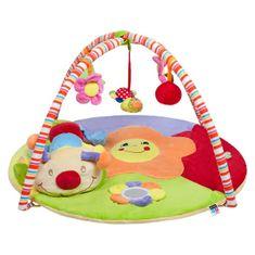 PLAYTO Hracia deka PlayTo stonožka s hračkou Multicolor