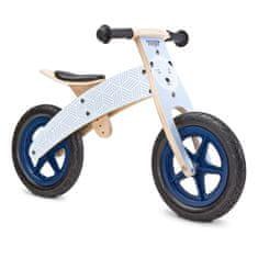 TOYZ Detské odrážadlo bicykel Toyz Woody blue Modrá