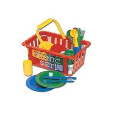 Dohany Detská sada riadu picnic Podľa obrázku