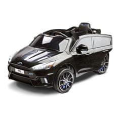 TOYZ Elektrické autíčko Toyz FORD FOCUS RS - 2 motory black Čierna