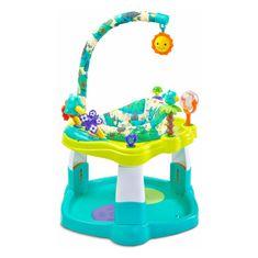 TOYZ Detský Interaktívny Stolček Tropical Toyz Tyrkysová