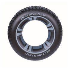 Bestway Detský veľký nafukovací kruh Bestway Čierna