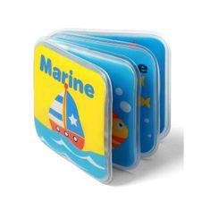 BABY ONO Detská pískacia knižka Baby Ono Marina Podľa obrázku