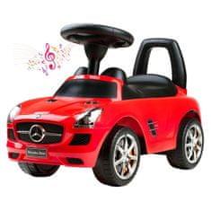 BAYO Detské jazdítko-odrážadlo Bayo Mercedes-Benz red Červená