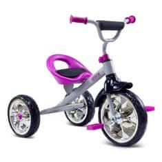 TOYZ Detská trojkolka Toyz York purple Fialová