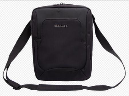 BESTLIFE Founder torba za 10″ (25,4 cm) tablice BL-BVG-3158, črna