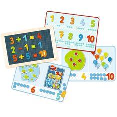 HABA Cestovná magnetická hra Čísla