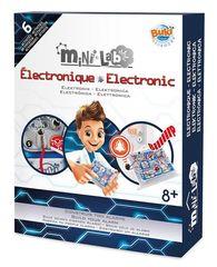 Buki France Vedecký set Elektronika mini