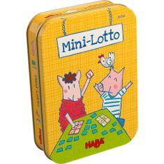 HABA Hra v plechovke Mini lotto