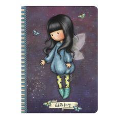 Santoro Gorjuss zápisník Bubble Fairy