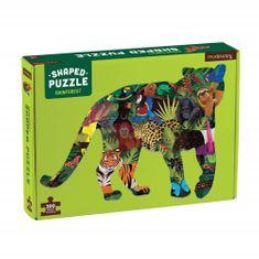 Mudpuppy Puzzle tvarované Dažďový prales 300ks