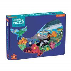 Mudpuppy Puzzle tvarované Život v oceáne 300ks