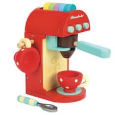 Le Toy Van Drevený kávovar s 2 šálkami