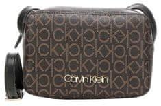 Calvin Klein Dámska kabelka Ck Must F19 Camerabag Mono Brown Mono