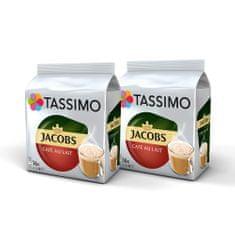 Jacobs kapsułki z kawą T-Disc Jacobs Cafe au Lait - 2x