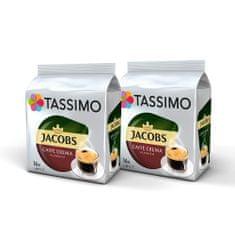 Jacobs T-Disc Caffe Crema Kávékapszula, 2 x 16 db