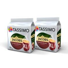 Jacobs kapsułki z kawą T-Disc Caffe Crema XL - 2x
