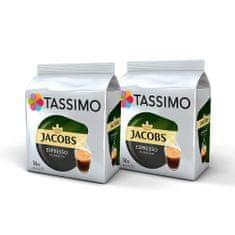 Jacobs kapsułki z kawą T-Disc Espresso - 2x