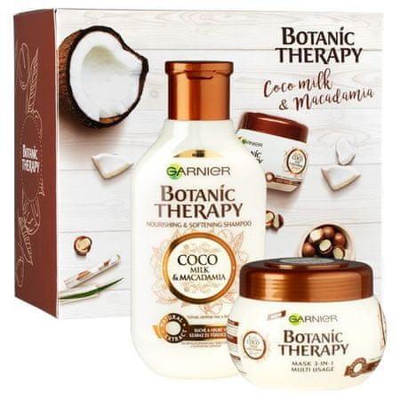 Garnier Botanic Therapy Coco Milk & Macadamia Dry & Coarse Hair Set