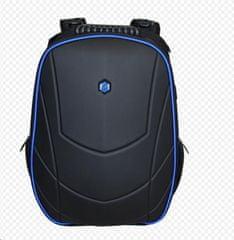 BESTLIFE Batoh Assailant na 17″ notebook BL-BB-3331BU, černý/modrý