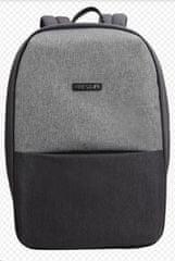 BESTLIFE Putni ruksak Travel Safe BL-BB-3452G-R1, 15,6″/39,62 cm predio za prijenosno računalo, crni/sivi