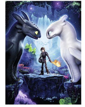 Nathan Puzzle 150 db Dragons 3