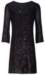 Smashed Lemon Dámske šaty 19882 Black
