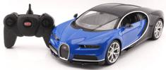 Mondo Motors model Bugatti Chiron 1:14, niebieski
