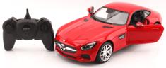 Mondo Motors Mercedes AMG GT open door, piros