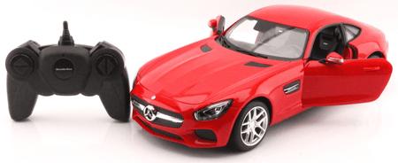 Mondo Motors model Mercedes AMG GT open door, czerwony