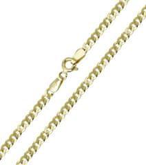 Brilio Zlatý dámsky náramok 18 cm 261 115 00314 žlté zlato 585/1000