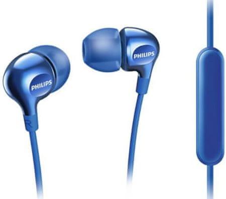 Philips SHE3555 slušalke, modre