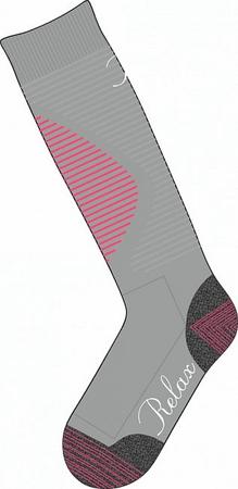 Relax otroške smučarske nogavice FREE RSO34, večbarvne L