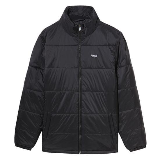 Vans pánska bunda MN LAYTON Black, XL, čierna