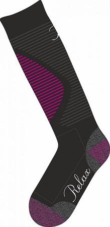 Relax otroške smučarske nogavice FREE RSO34B, večbarvne L