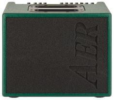 Aer Compact 60 IV Green Spatter Finish Kombo na akustické nástroje