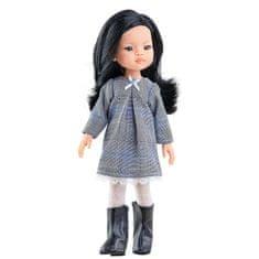 Paola Reina Bábika Las Amigas Liu v sivých šatách 32cm