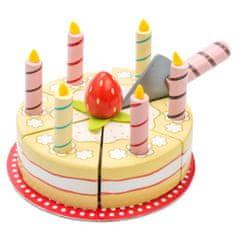 Le Toy Van Narodeninová torta vanilková