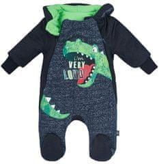 Garnamama chlapecká kombinéza Dinosaurus
