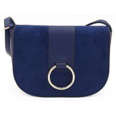 Modrá kabelka listonoška