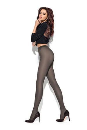 Mona Női harisnya Spiga terra + Nőin zokni Gatta Calzino Strech, többszínű, 3