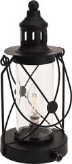 ProGarden Lucerna s LED žárovkou kovová 27cm