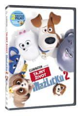 Tajný život mazlíčků 2 - DVD