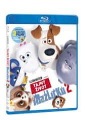 Tajný život mazlíčků 2 - Blu-ray