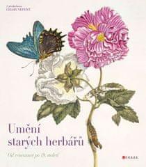 Umění starých herbářů - Od renesance po 19. století