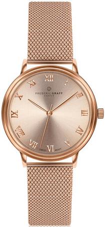 Frederic Graff Annapurna Rose Gold Fine Mesh FBZ-3218