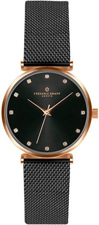 Frederic Graff Batura Star Black Mesh FCB-3318