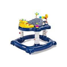 TOYZ Detské chodítko Toyz HipHop 3v1 modré Modrá